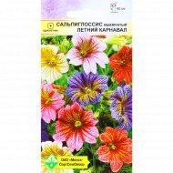 Семена сальпиглоссис «Летний карнавал» выемчатый, 0.2 г.