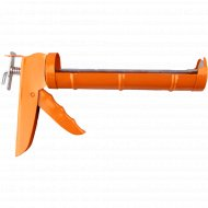 Пистолет для герметика «Монтаж» с трещеткой, 300 мл.