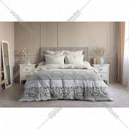 Комплект постельного белья «Ночь Нежна» Мадрид, евро 50х70, премиум.