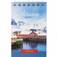Блокнот «Путешествия. Travel the world» 40 листов.