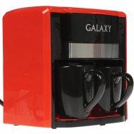Капельная кофеварка «Galaxy» GL0708, красный