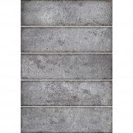 Плитка «Керамин» Сабвэй 2, для стен, 400х275 мм