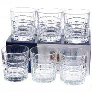 Набор стаканов стеклянных «Dallas» 300 мл., 6 шт.