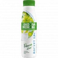 Йогурт питьевой «Fitness Line» без наполнителя, 2.5%, 300 г