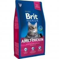 Корм для кошек «Brit» Premium, Cat Adult, Chicken, 513086, 1.5 кг