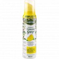 Масло оливковое нерафинированное «Mantova» с ароматом лимона, 100 мл.