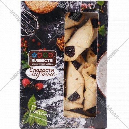 Сладости мучные «Купельки» со вкусом брусники, 170 г.