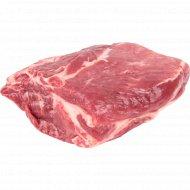 Шейная часть свиная охлажденная 1 к., фасовка 0.6-0.69 кг