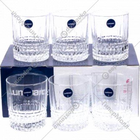 Набор стаканов «Luminarc» Elysees» 6 шт, 300 мл