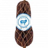 Колбаса сыровяленая «Свойская» высшего сорта, охлажденная, 1 кг, фасовка 0.2-0.4 кг