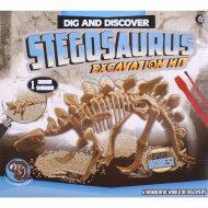 Набор «Раскопки динозавра» stegosaurus.
