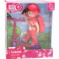 Игровой набор «Кукла Лиза на самокате».