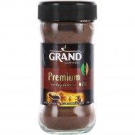 Кофе растворимый «Grand Premium» 70 г.