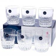 Набор стаканов стеклянных «Imperator» 300 мл., 6 шт.