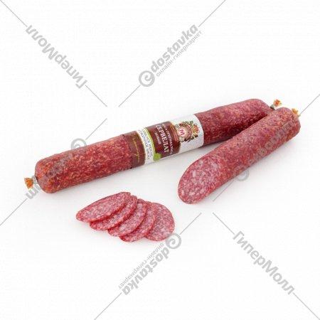 Колбаса оригинальная «Сервелат новый», 1 кг., фасовка 0.4-0.5 кг