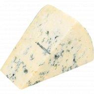 Сыр полутвердый «Дорблю» с благородной голубой плесенью, 50%, 1 кг., фасовка 0.3-0.4 кг