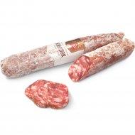 Колбаса сырокопченая «Киндюк» высший сорт, 1 кг, фасовка 0.4-0.5 кг