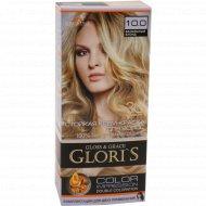 Крем-краска «Glori's» 10.0 ванильный блонд.