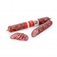 Колбаса сыровяленая «Оригинальная свиная» высшего сорта, 1 кг., фасовка 0.4-0.5 кг