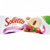 Мороженое «Soletto» клубника и базилик, 75 г.
