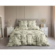 Комплект постельного белья «Ночь Нежна» Свидание, двуспальный, 70х70.