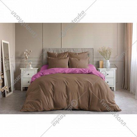 Комплект постельного белья «Ночь Нежна» Моккачино, 2 сп. 70х70.