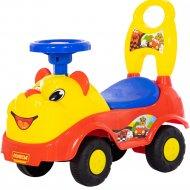 Машина-каталка «Полесье» Мишка