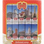 Подарочный набор шоколада «Любимый город» 200 г.