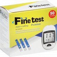 Тест-полоски «Finetest» Auto-coding Premium, 50 шт.