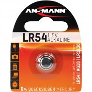 Батарейка «Ansmann» 5015313, LR54