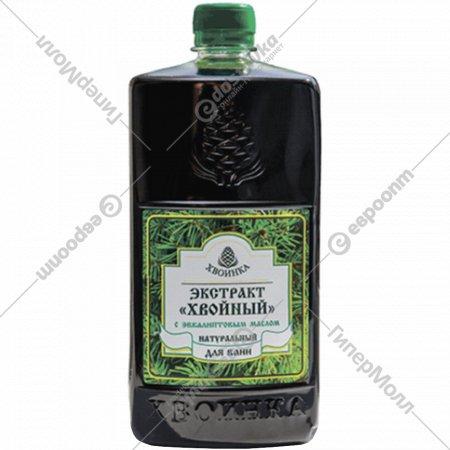Экстракт «Хвойный» для ванн, с маслом эвкалипта, 1000 мл