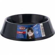 Миска для кошек «Trixie» пластик, 0.2 л.