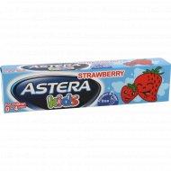 Зубная паста «Astera Kids» Strawberry, 50 мл.