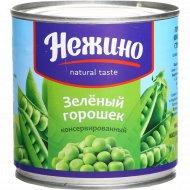 Горошек зеленый «Нежино» консервированный 400 г.