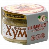 Закуска «Тайны Востока — хумус» с грибами, 200 г.