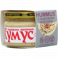 Закуска-хумус «Тайны Востока» с кедровыми орехами, 200 г.