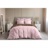 Комплект постельного белья «Ночь Нежна» Дымчатая роза, 2 сп. 70х70.