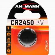 Батарейка «Ansmann» 5020112, CR2450