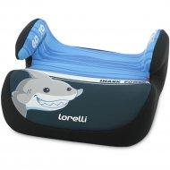 Автокресло «Lorelli» Topo Comfort Shark Light Dark Blue.