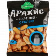 Арахис «Лидкон» жареный, с солью, 100 г.