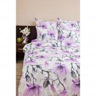 Комплект постельного белья «Ночь Нежна» Магнолия, евро 70х70 премиум.
