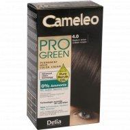 Краска для волос «Cameleo Pro Green» тон 4.0, коричневый.