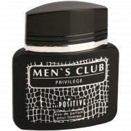 Парфюмерная вода «Men's Club Privileg» для мужчин, 90 мл.