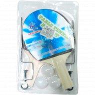 Набор ракеток для настольного тенниса.