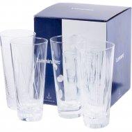 Набор стаканов стеклянных «Lounge club» 350 мл., 4 шт.
