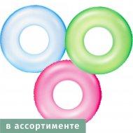 Круг для плавания «Неоновый иней» 91 см.