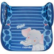 Автокресло «Lorelli» Topo Comfort Blue Elephant.