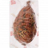 Продукт из свинины «Краковка традиционная» копчено-вареный, 1 кг, фасовка 0.45-0.5 кг