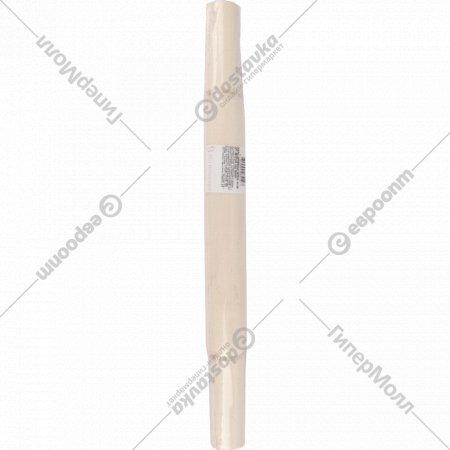 Скалка деревянная береза 40 см.