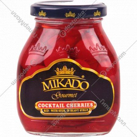 Коктейльная вишня «Mikado» 314 мл.